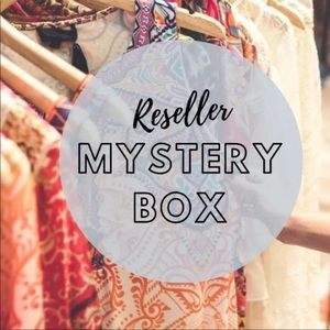 5/$35 Women's clothing reseller mystery box